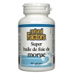 Natural Factors Huile de foie
