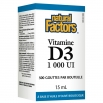 Natural Factors D3 1000 UI - g