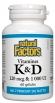 Natural Factors Vitamines K &