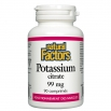 Natural Factors Potassium Citr