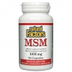 Natural Factors MSM 1000 mg