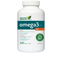Genuine Health Omega3PLUS Joy  240 gélules