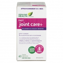 Genuine Health Fast joint care PLUS  60 capsules