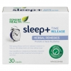 Genuine Health sleep plus time