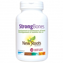 New Roots Herbal Strong Bones   180 capsules