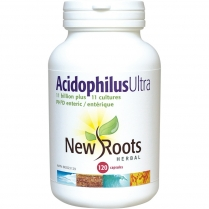 New Roots Herbal Acidophilus ultra   120 capsules