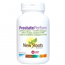 New Roots Herbal Prostate perform   90 gélules