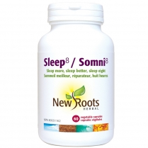 New Roots Herbal Somni8  60 capsules