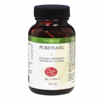 Clef des Champs Purifisang  90 capsules