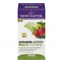 New Chapter Perfect Prenatal Multivitamins  96 tablets