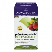 New Chapter Perfect Prenatal Multivitamin  192 tablets