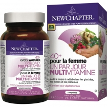 New Chapter Every Woman's One Daily 40  Multivitamin  48 tablets