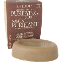 Druide Purified Clay Soap  100 g