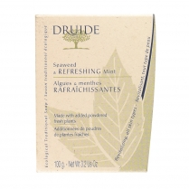 Druide Algae and Mint Soap  100 g