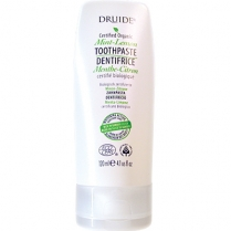 Druide Mint and Lemon Toothpaste  120 mL