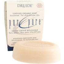 Druide Unscented Pur & Pure Soap  100 g